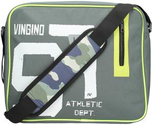 Vingino Verus Boys Schoudertas Army Green Kindertas