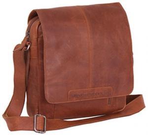 Chesterfield Casual Laptopbag Cognac
