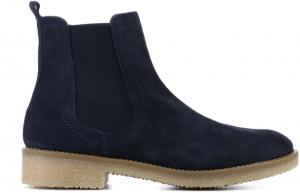 Lina Locchi Booties Dames Blauw