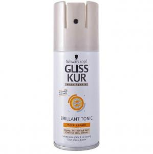 Schwarzkopf Gliss Kur Hair Repair Brillant Tonic 100 Ml