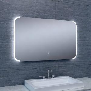 Spiegel Bracket Dimbare Led 60X100 Cm Aqua Splash