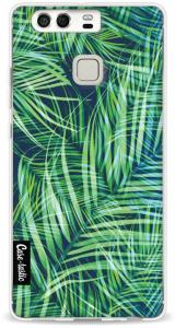 Softcover Huawei P9 - Palm Leaves