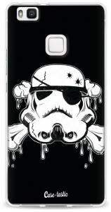 Softcover Huawei P9 Lite - Pirate Trooper