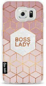 Softcover Samsung Galaxy S6 - Boss Lady