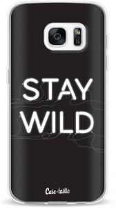 Casetastic Softcover Samsung Galaxy S7 Stay Wild Neon