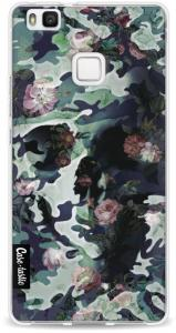 Softcover Huawei P9 Lite - Army Skull