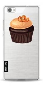 Softcover Huawei P8 Lite - The Big Cupcake