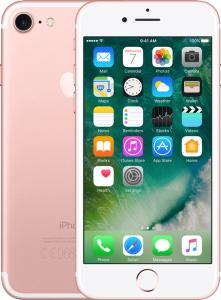 Apple IPhone 7 32GB Rose Gold - B Grade