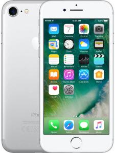 Apple IPhone 7 128GB Silver - A Grade