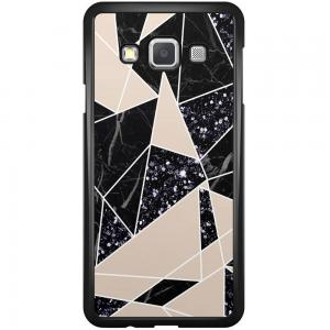 Samsung Galaxy A3 Hoesje - Abstract Painted