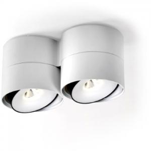 Delta Light Link 2 Plafondlamp Wit