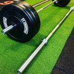 PTessentials CROSSFIT PRO Bumperplate Halterset