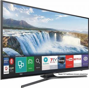 SAMSUNG UE43KU6079UXZG LED-TV 108 Cm 43 Inch 2160p 4K Ultra HD S