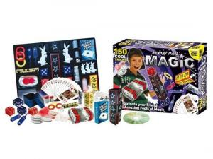 Sensational Magic Goocheldoos Met 150 Trucs En DVD