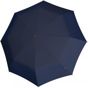 Knirps T-010 Small Manual Paraplu Navy Storm
