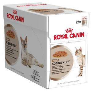Royal Canin Wet Ageing 12+ 12x85Gr