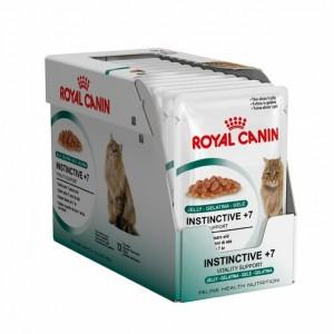 Royal Canin Wet Instinctive 7+ 12x85Gr (9003579310182)