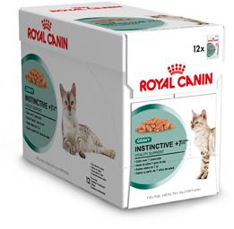 Royal Canin Wet Instinctive 7+ 12x85Gr