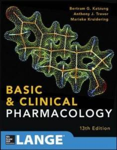 Basic And Clinical Pharmacology (9780071825054)