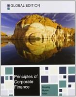 Brealey: Principles Of Corporate Finance