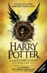 Harry Potter And The Cursed Child (9780751565355)