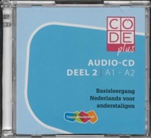 Code Plus / Deel 2 A1-A2 Deel Audio-CD
