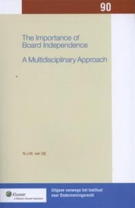The Importance Of Board Independence