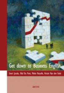 Get Down To Business English. Rosselle Mieke Onb.uitv
