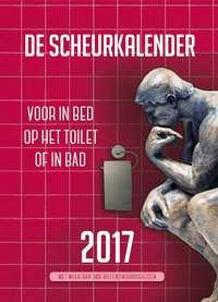 De Scheurkalender Voor In Bed Op Het Toilet Of Bad / 2017