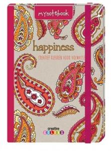 My Notebook - Happiness
